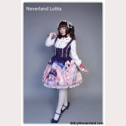 "Souffle Song ""Clock"" lolita dress JSK"