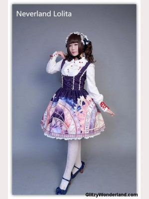 Souffle Song Astronomical clock Lolita Dress JSK 1