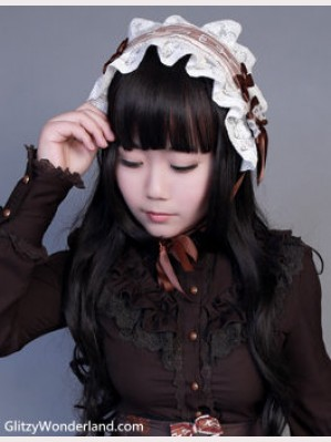 "Souffle Song ""Clock"" headdress"