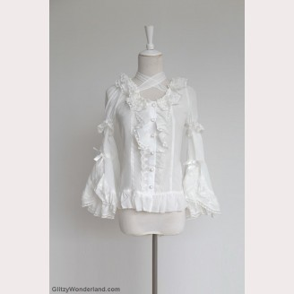 Lolita Changeable sleeves blouse