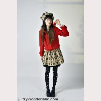 Souffle song lolita jacket