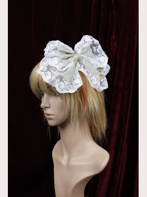 Souffle song Mucha hairclip 3