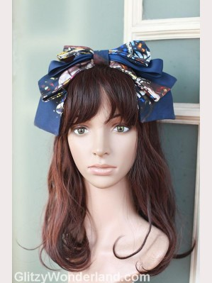 Souffle Song Catherdral lolita headbow