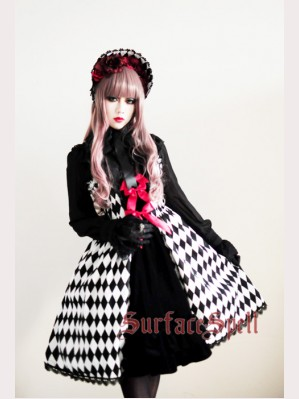 Surface Spell Magician black & white JSK