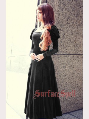 Surface spell War and peace dress