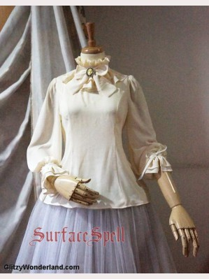 Surface Spell Classic Chiffon Blouse