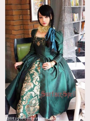 The Other Boleyn Girl dress