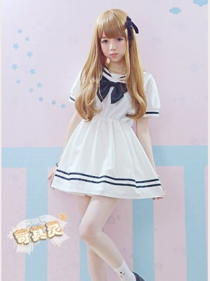 Sweet Sailor Dress