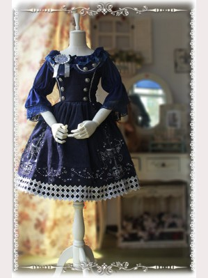 Infanta Merry-go-round lolita dress JSK