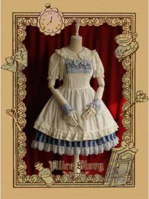 Alice Story Apron