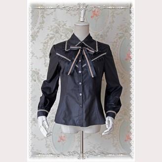 Infanta black blouse