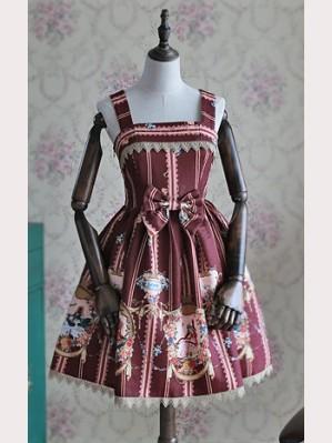 Infanta Swan Lake Love Mini lolita dress JSK