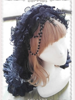 Infanta Spider Lady Gothic Lolita Veil