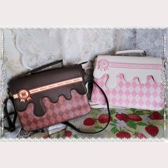 Infanta Chocolate Lolita Backpack / Shoulder Bag