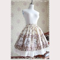Infanta Sleeping Beauty Lolita Skirt SK