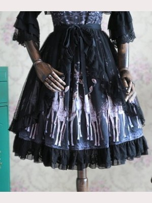 Infanta Lolita Overskirt