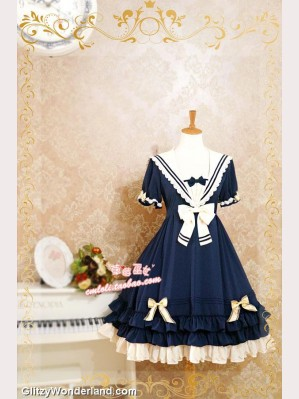 Sailor Lolita Dress OP