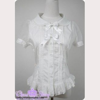 Chess Story The Unicorn Castle lolita blouse
