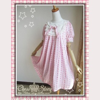 Chess Story Cutie Summer dolly dress
