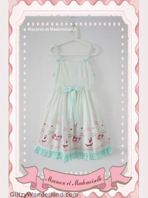 Chess Story Creamy Cake lolita dress JSK