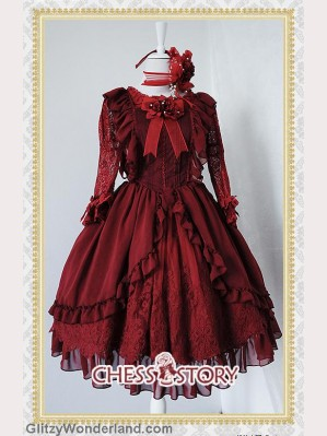 Chess Story Le Ballet lolita dress JSK