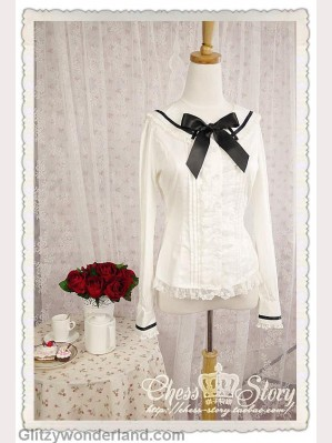 Chess Story sailor blouse