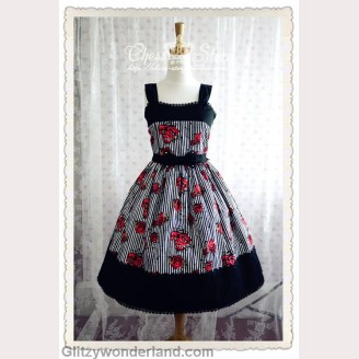 Chess Story The Name Of Rose lolita fashion dress JSK