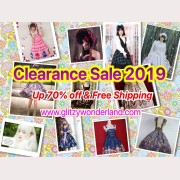 Clearance Sale 2019
