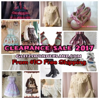 Clearance Sale! 2017