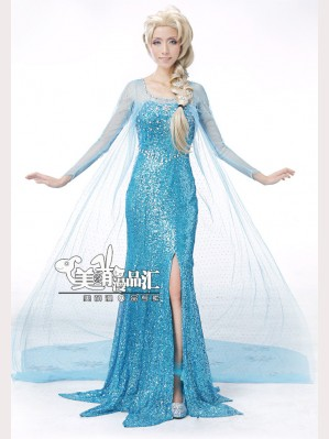 Frozen Elsa Cosplay