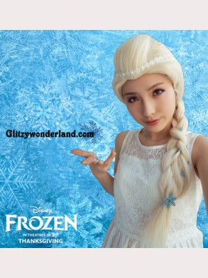 Frozen Princess Elsa Wigs