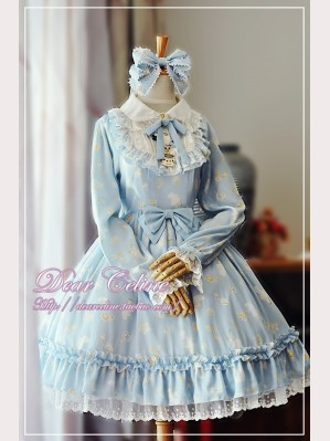 Dear Celine Alice Secret Garden lolita dress