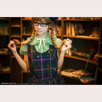 HMHM Chiffon Lolita Blouse
