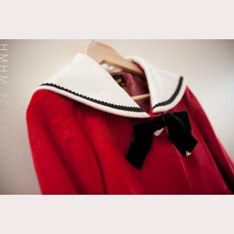 HMHM Cashmere coat uniforms