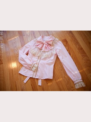 Anarch Long Sleeve Classic Lolita Blouse (HM17)