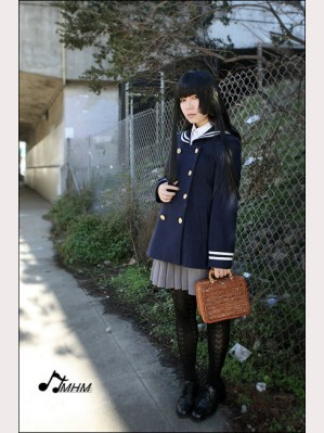HMHM Sailor Coat