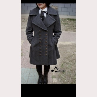 HMHM Eve's wool coat