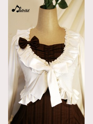 HMHM Lolita Long Sleeves/ Short Sleeves Bolero