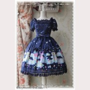Infanta Sleeping Bear lolita dress OP