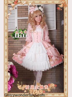Infanta love & canary JSK 2 (Pink)