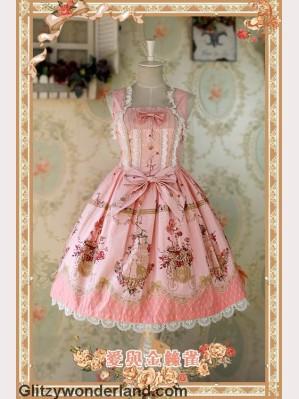 Infanta love & canary JSK 1 (Pink)
