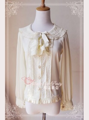 Magic tea party Willa blouse