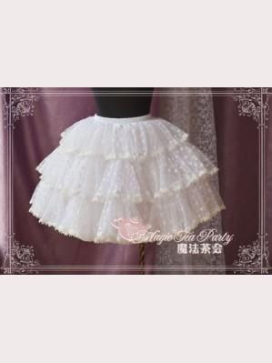 Magic tea party frill petticoat