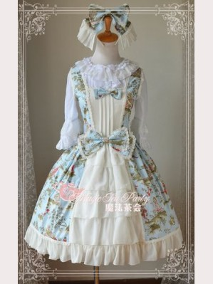 Magic tea party fairy tales lolita JSK & KC