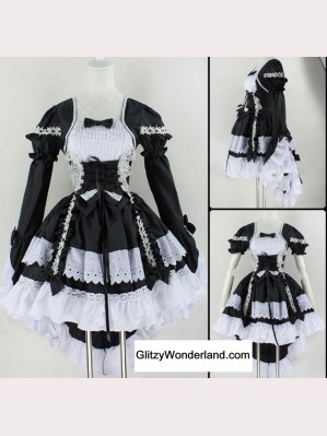 Lolita dress & sleeves set