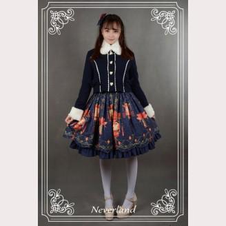 "Souffle Song ""Palace Lantern"" Lolita skirt SK"