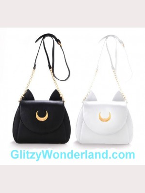 Sailormoon Luna & Artemis Shoulder bag